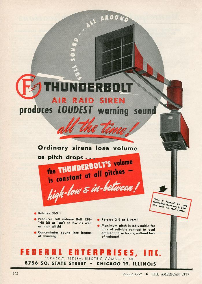 Thunderbolt siren definition of thunderbolt siren and - Synonym modell ...